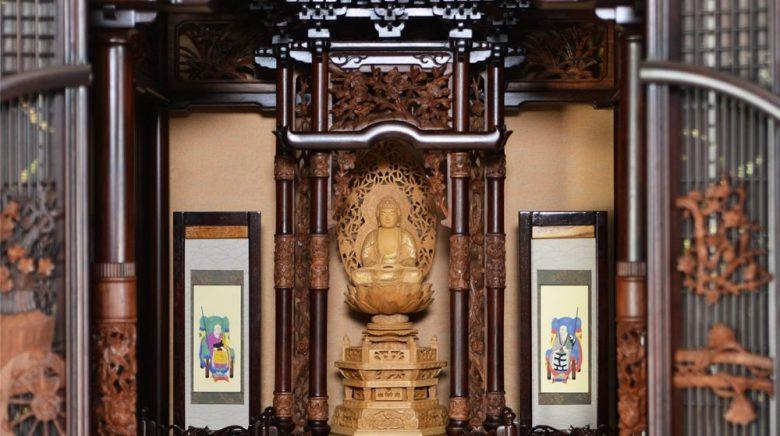 h2-13 仏壇にセットで祀るご本尊の一覧