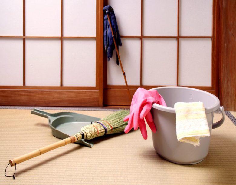 h3-2 大掃除では仏壇と仏具のお手入れも