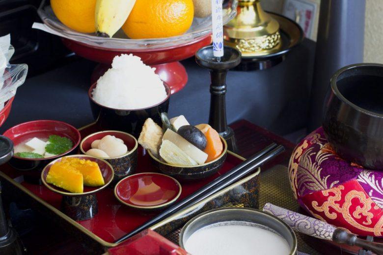 h2-4 お正月用のお供えを準備して仏壇を飾りつけましょう