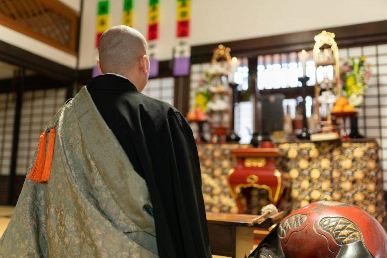 h2-1 仏壇は本尊への「魂入れ」から始まります