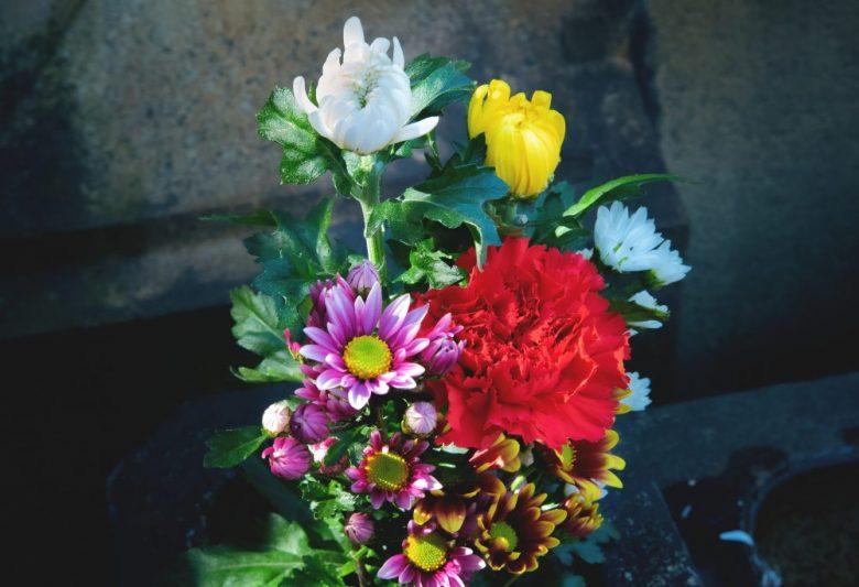h3-6 代表的な仏壇にお供えする生花