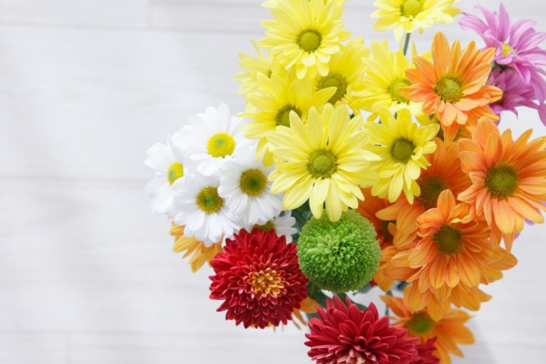h2-3 仏壇やお墓に供える生花を花言葉から選ぶ