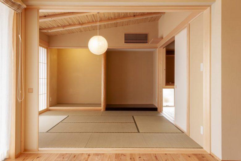 h2-2 床の間に仏壇をおくための準備と注意